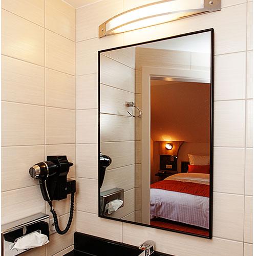 designer spiegel infrarotheizung f r badezimmer keine