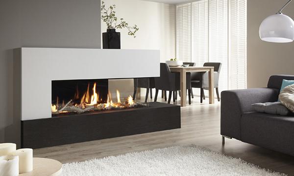 gas kamin heizen ohne feuerholz. Black Bedroom Furniture Sets. Home Design Ideas